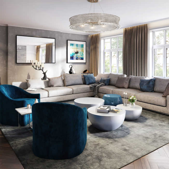 amazing work for luxury real estate photography - REDSHIFT