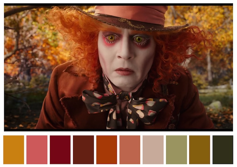 cinema-palettes-famous-movie-colors-alice-through-the-looking-glass