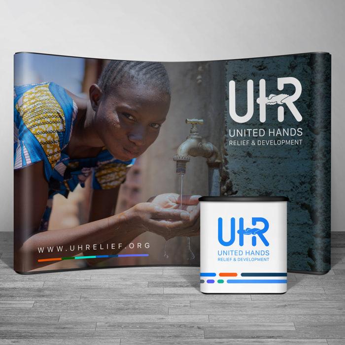 UHR Brand - creative brand development services - REDSHIFT