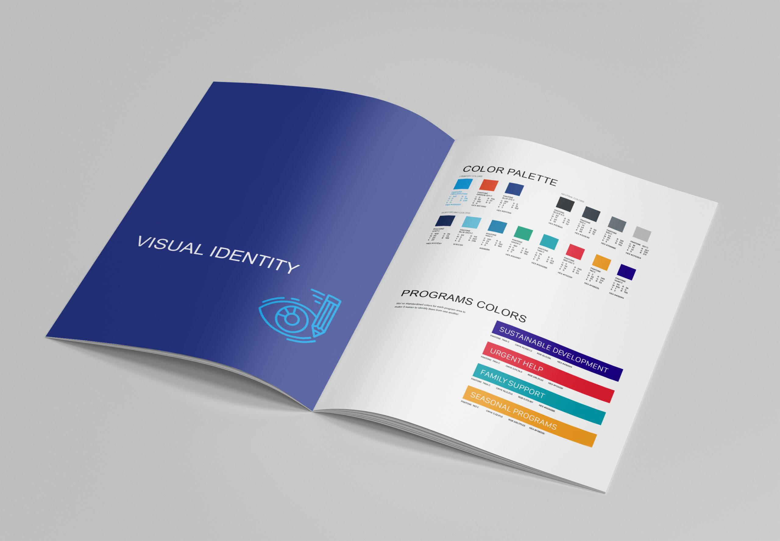 UHR Brand Guide Book